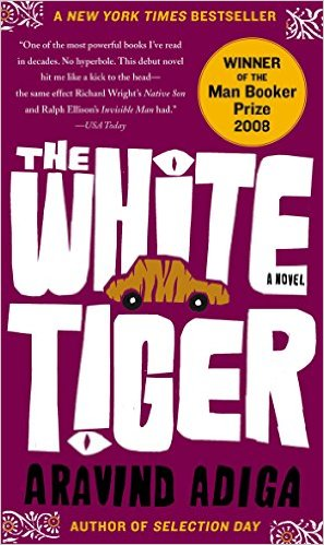 White Tiger: A Novel
