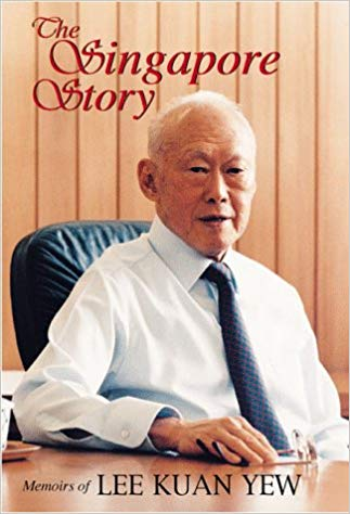 The Singapore Story: Memoirs of Lee Kuan Yew Lee